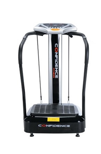 Confidence Fitness Slim Full Body Vibration Platform Fitness Machine